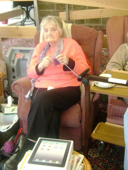 Knit & Knatter Sessions