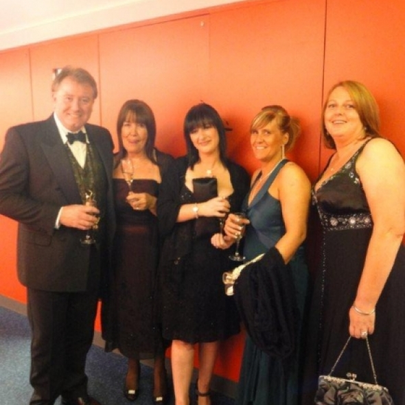 FINALIST – 2010 Great North West Care Awards